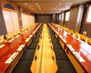 2階大広間:座敷