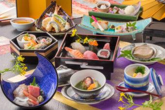 寿司プレミアム会席コース(2時間飲み放題付き)