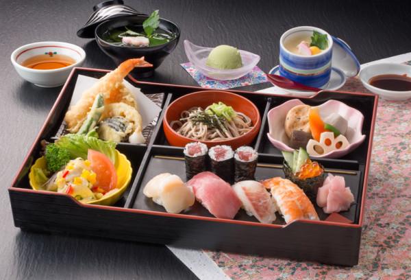 寿司定食 蘭